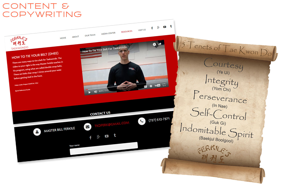 Content Marketing & Copywriting