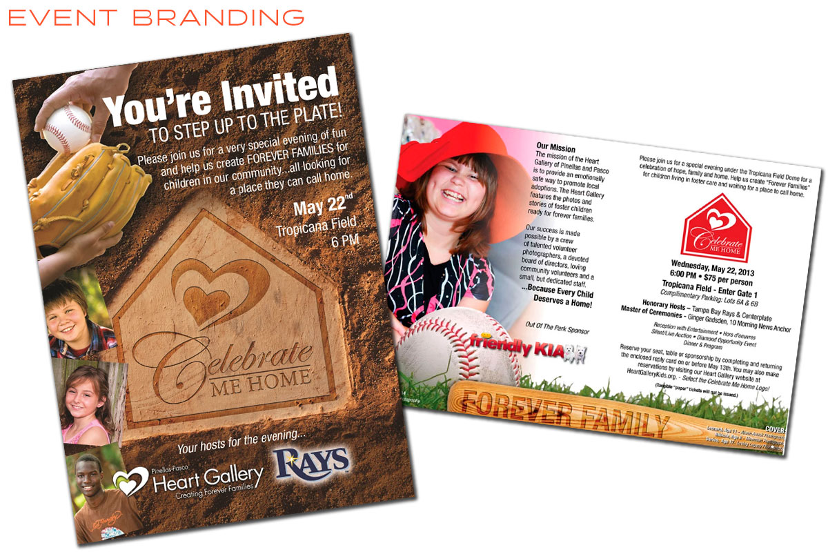 Event Branding - Non Profit Marketing